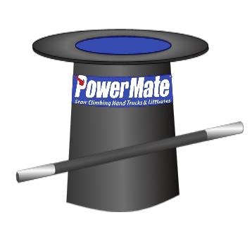 PowerMate top hat