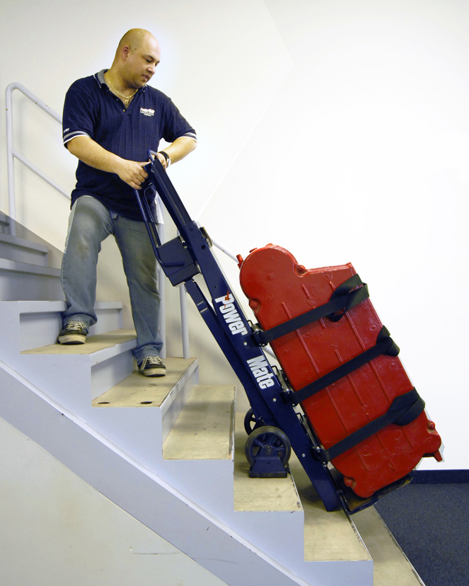 Powermate Electric Stairclimbing Hand Trucks Blog