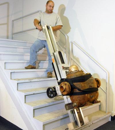 PowerMate LE-1 on Stairs
