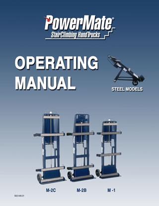 Manual M-series cover