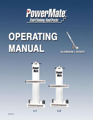 Manual L-series cover