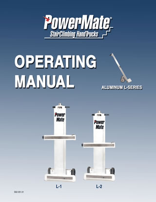 Manual L-series cover