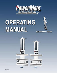 Manual LE-series cover