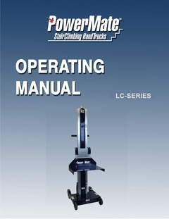 Manual LC-series cover