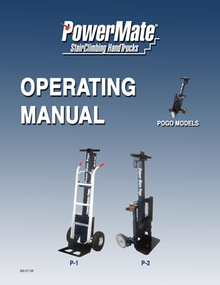 Manual PG-series cover