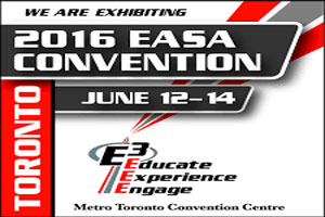 PowerMate Trade Show EASA 2016