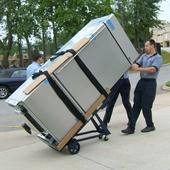 PowerMate moves large fridge