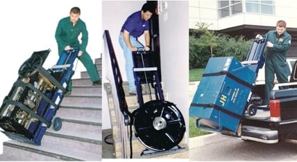 PowerMates are safety moving systems