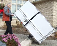 moving white goods