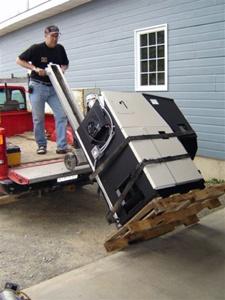 Power tailgate lift!