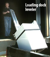 The L-1 is a loading dock leveler!