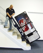 M-2B is a powered stair climber