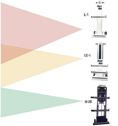 PowerMate® TreppenSteiger-Sackkarren