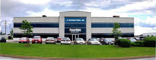 PowerMate building in Brantford Ontario