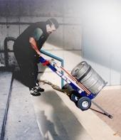 POGO moves beer kegs
