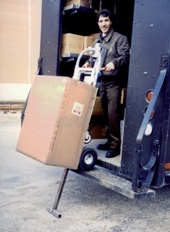 POGO P-1's are light delivery power assisted hand trucks